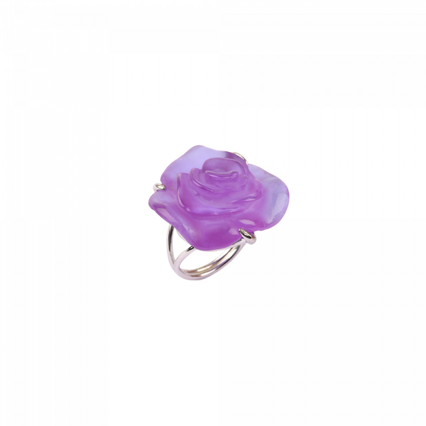 Bague Rose Passion
